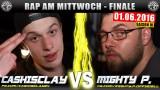 Rap am Mittwoch: Cashisclay vs. Mighty P. (Video)