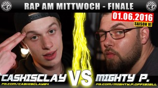 Rap am Mittwoch: Cashisclay vs. Mighty P. (Video)