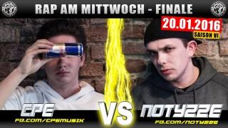 Rap am Mittwoch: CPE vs. Notyzze (Video)