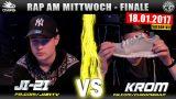 Rap am Mittwoch: Ji-Zi vs. Krom (Video)