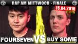 Rap am Mittwoch: Fourseven vs. Buy Some (Video)