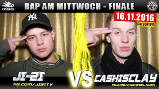 Rap am Mittwoch: Ji-Zi vs. Cashisclay (Video)