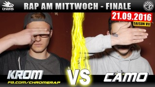 Rap am Mittwoch: Krom vs. Camo (Video)
