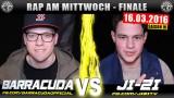 Rap am Mittwoch: Barracuda vs. Ji-Zi (Video)