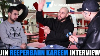 Reeperbahn Kareem über MC Bogy, Nate57, Bacapon & BOZ (Video)