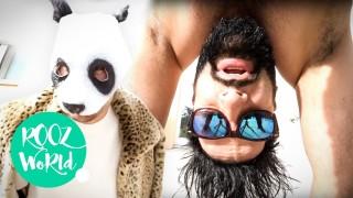 """Rooz auf dem Weg zur """"Unsere Zeit ist jetzt""""-Premiere (Video)"""