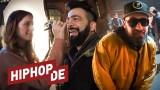 "Rooz beim ""Hamdullah""-Videodreh von Sido (Video)"
