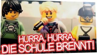 SDP – Hurra, hurra, die Schule brennt ft. Bass Sultan Hengzt (Video)