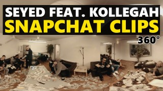 Seyed – Snapchat Clips ft. Kollegah (Video)