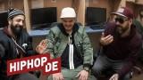 """Sido & Estikay über's Label """"Goldzweig"""", Alben, uvm. (Video)"""