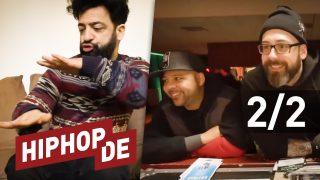 Sido über Sprüche, Glücksspiel, Donald Trump & Tourleben (Video)