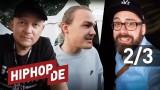 Sido interviewt Estikay, Eko Fresh, Tropf & Rooz (Video)