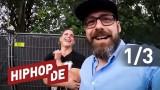 Sido unterwegs auf dem Out4Fame Festival! (Video)