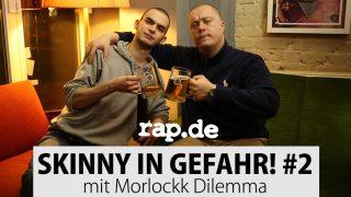 Skinny in Gefahr: Kneipentour mit Morlockk Dilemma (Video)