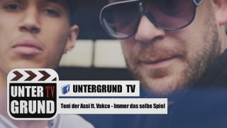 Toni der Assi – Immer das selbe Spiel / El Machico ft. Vakco (Video)