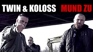 Twin & Koloss – Mund Zu (Video)