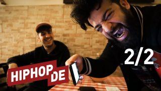 """Ufo361 über """"Für die Gang"""", Fanfragen, türkischen Rap, uvm. (Video)"""