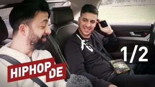 "Ufo361 über ""Ich bin 2 Berliner"", Nimo, Future & Desiigner (Video)"