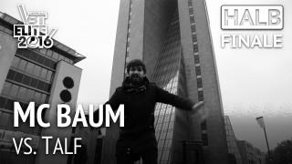 VBT Elite 2016: MC Baum vs. TALF | RR (Halbfinale)