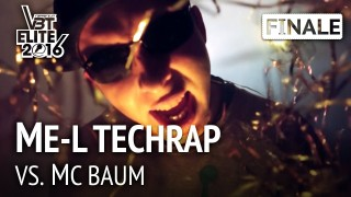 VBT Elite 2016: ME-L Techrap vs. MC Baum | HR (Finale)