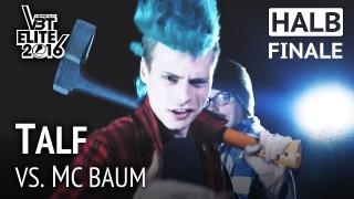 VBT Elite 2016: TALF vs. MC Baum | HR (Halbfinale)