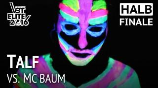 VBT Elite 2016: TALF vs. MC Baum | RR (Halbfinale)