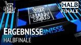VBT Elite: Ergebnisse (Halbfinale)