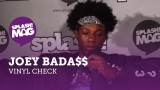 Vinyl Check: Joey Bada$$ talks about Jay Z, the Wu-Tang Clan and DJ Premier (splash! Mag TV)